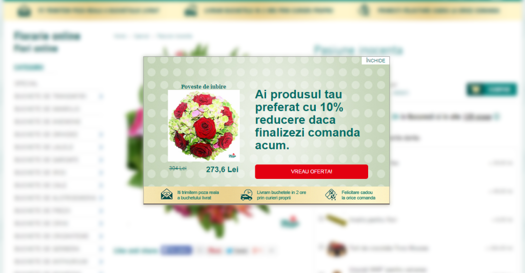 Live Product Recommender