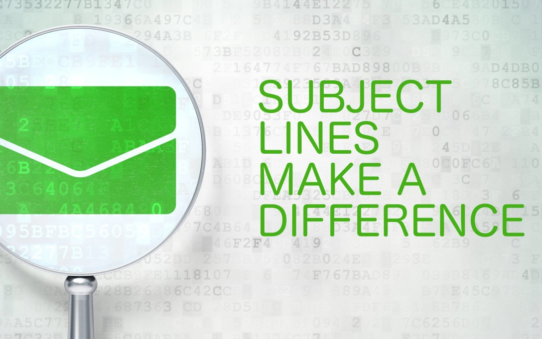 How to write effective subject lines for Marketing Emails