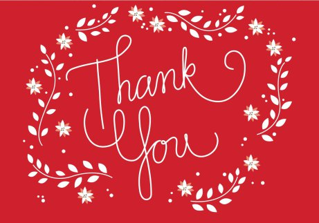 Holidays Thank You
