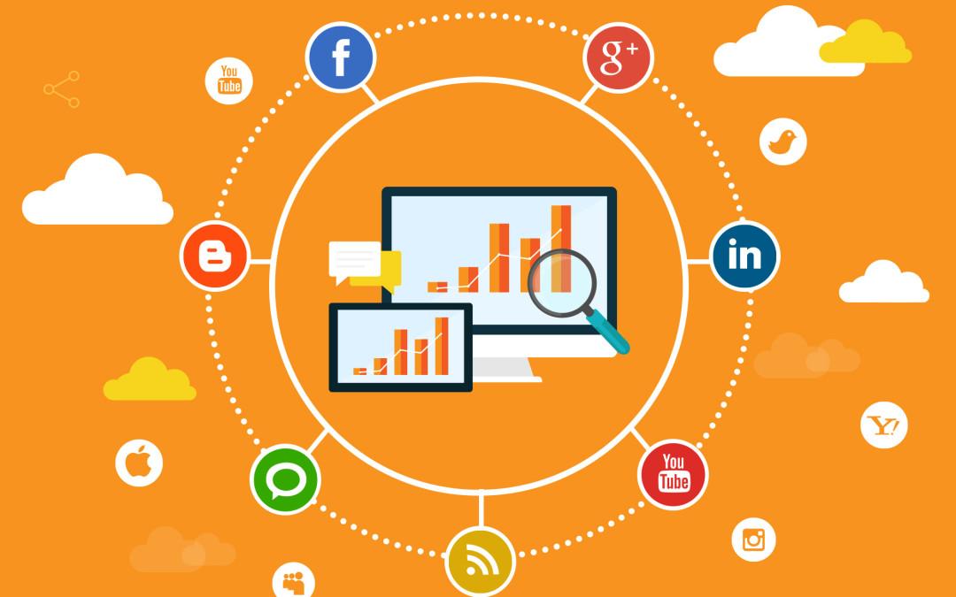 Traffic from Social media