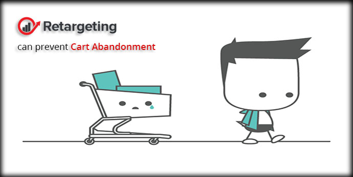 Discover how retargeting can prevent cart abandonment