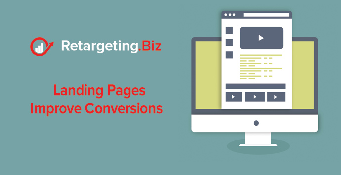 Improve your conversion rate using retargeting landing pages