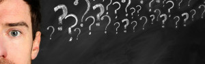 Retargeting vs Remarketing Question Marks