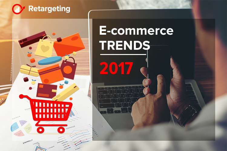 E-commerce industry and consumer data in 2017 Infographic