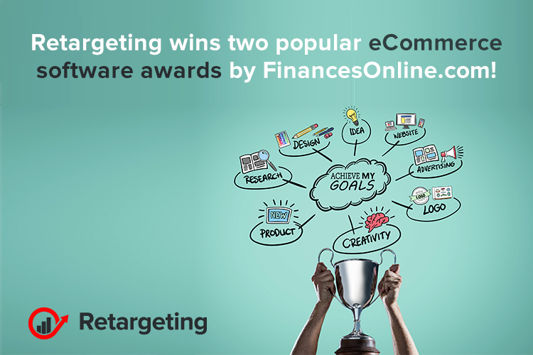 Retargeting wins popular eCommerce software awards