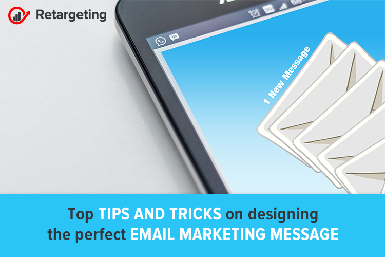 Top tips and tricks on designing the perfect email marketing message
