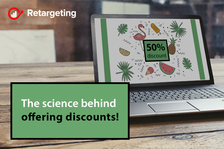 The science behind offering discounts!