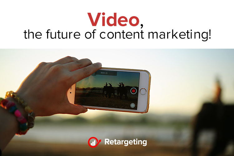 Video, the future of content marketing!