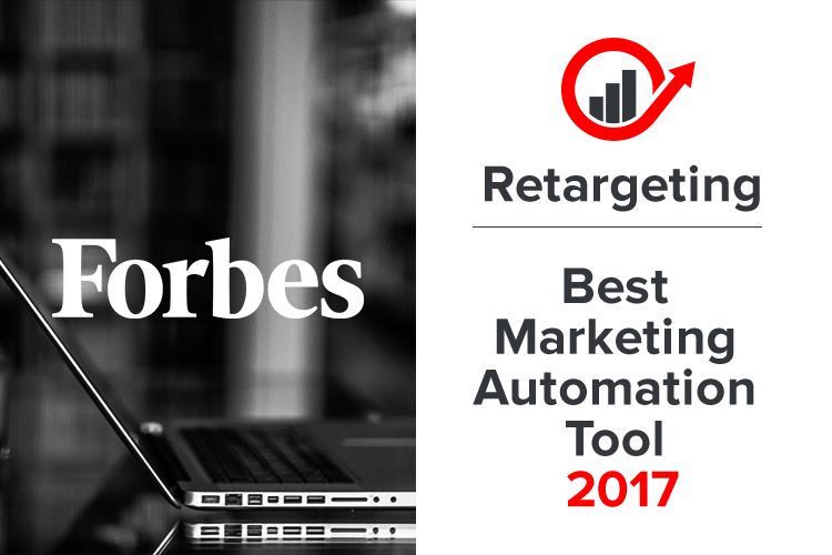 Forbes: Retargeting.biz – Marketing Automation Tool of 2017