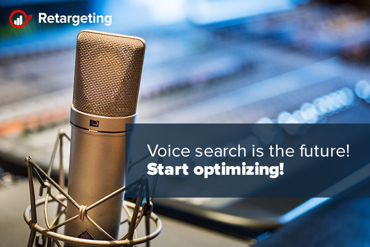 Voice search is the future! Start optimizing!
