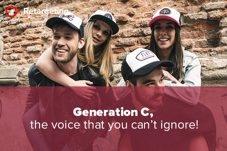 Generation C, the voice that you can't ignore!