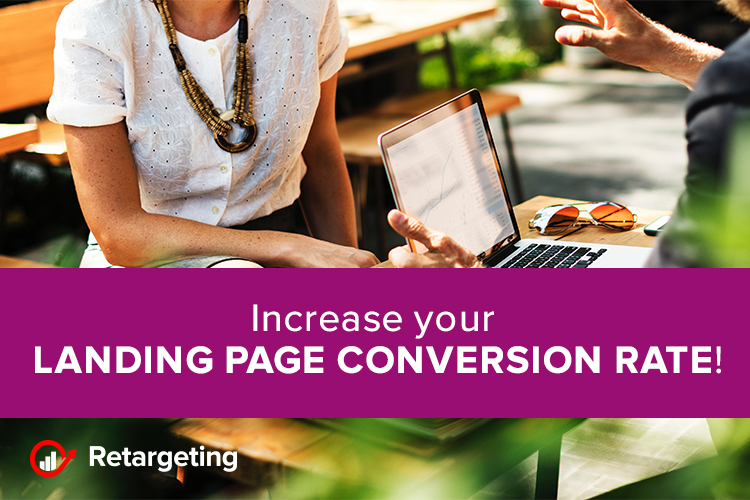 Increase your landing page conversion rate!