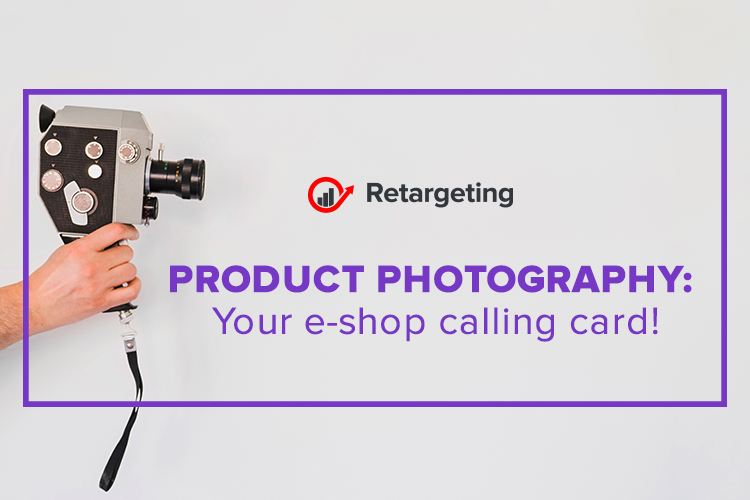 Product photography: Your e-shop calling card!