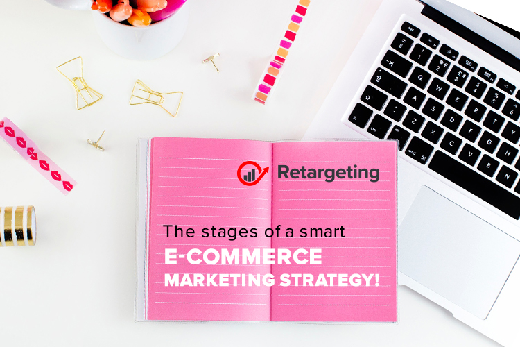 The stages of a smart e-commerce marketing strategy!