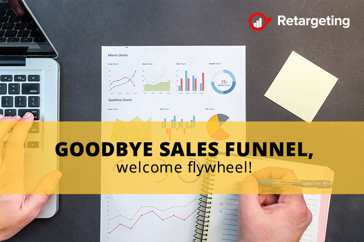 Goodbye sales funnel, welcome flywheel!