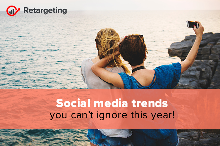 Social media trends you can't ignore this year!