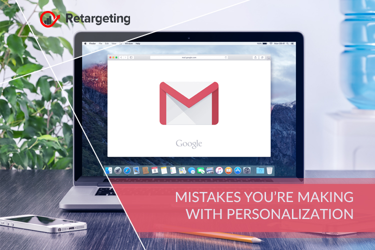 Mistakes you're making with personalization