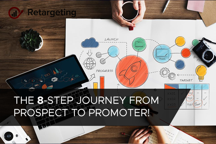 The 8-step journey from prospect to promoter!