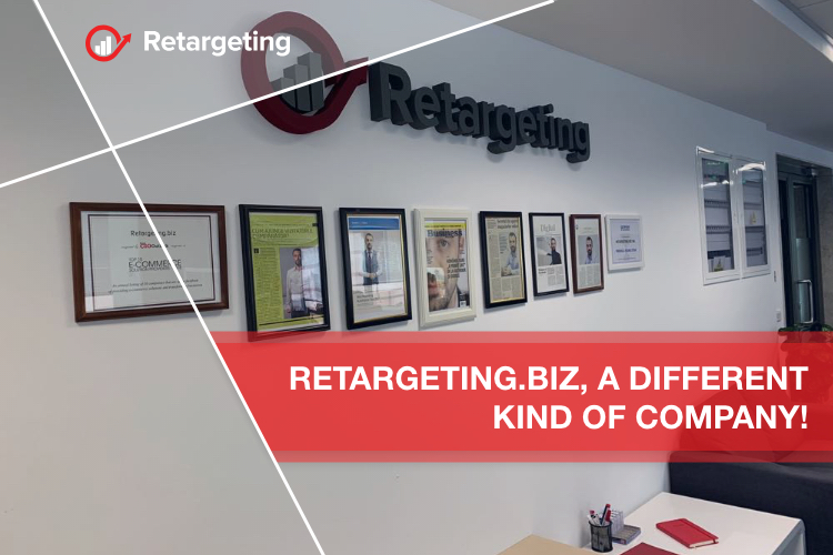 Retargeting.biz, a different kind of company!