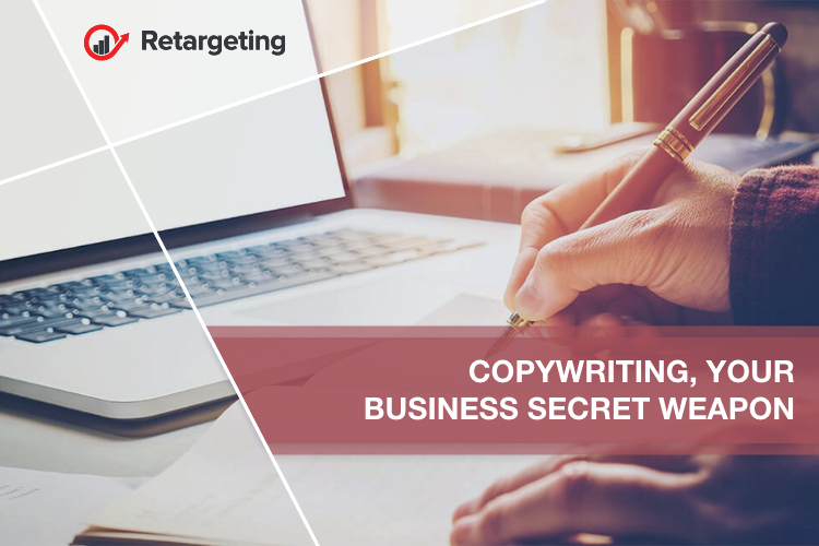 Copywriting, your business secret weapon