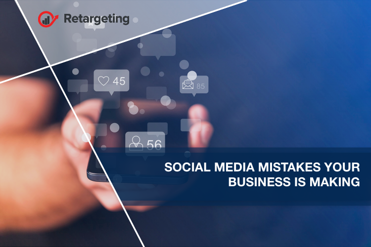 Social media mistakes your business is making