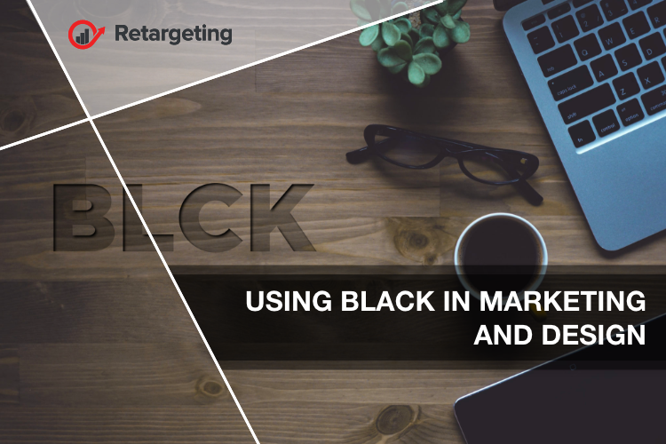 Using black in marketing and design
