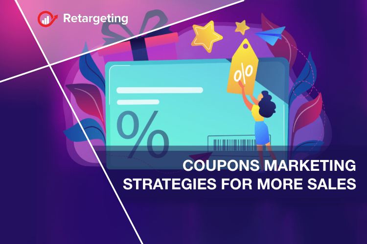 Coupons marketing strategies for more sales