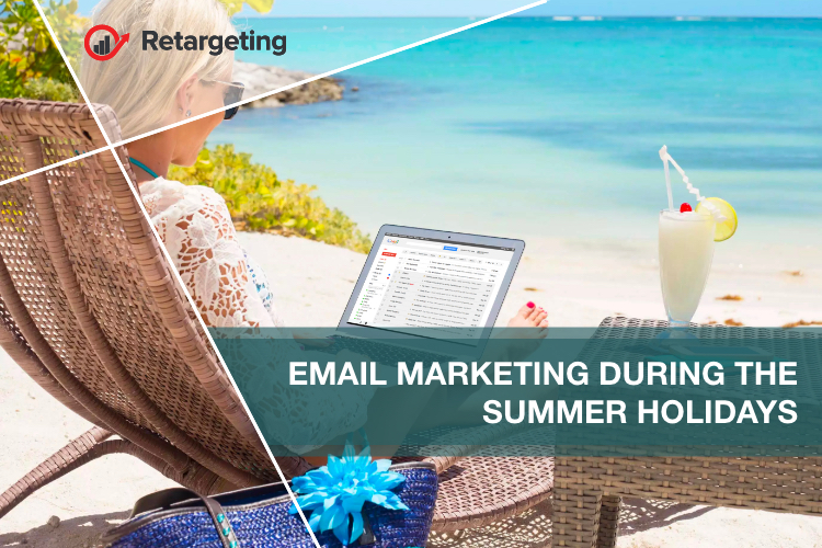 Email marketing during the summer holidays