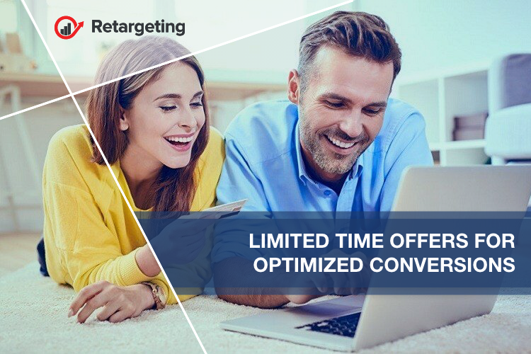 Limited time offers for optimized conversions