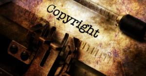 Copyright typing