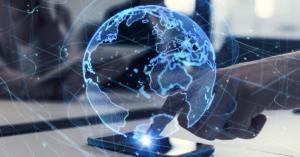 Digital Earth Globe