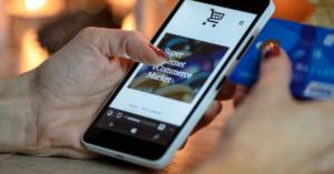 Cumpărături online de pe telefon