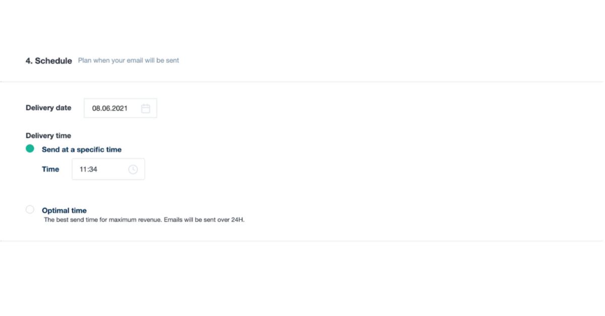 newsletterele personalizate